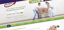 eezi Move website